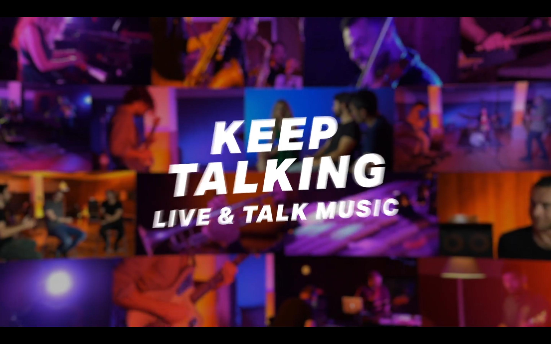 Keep Talking – YouTube