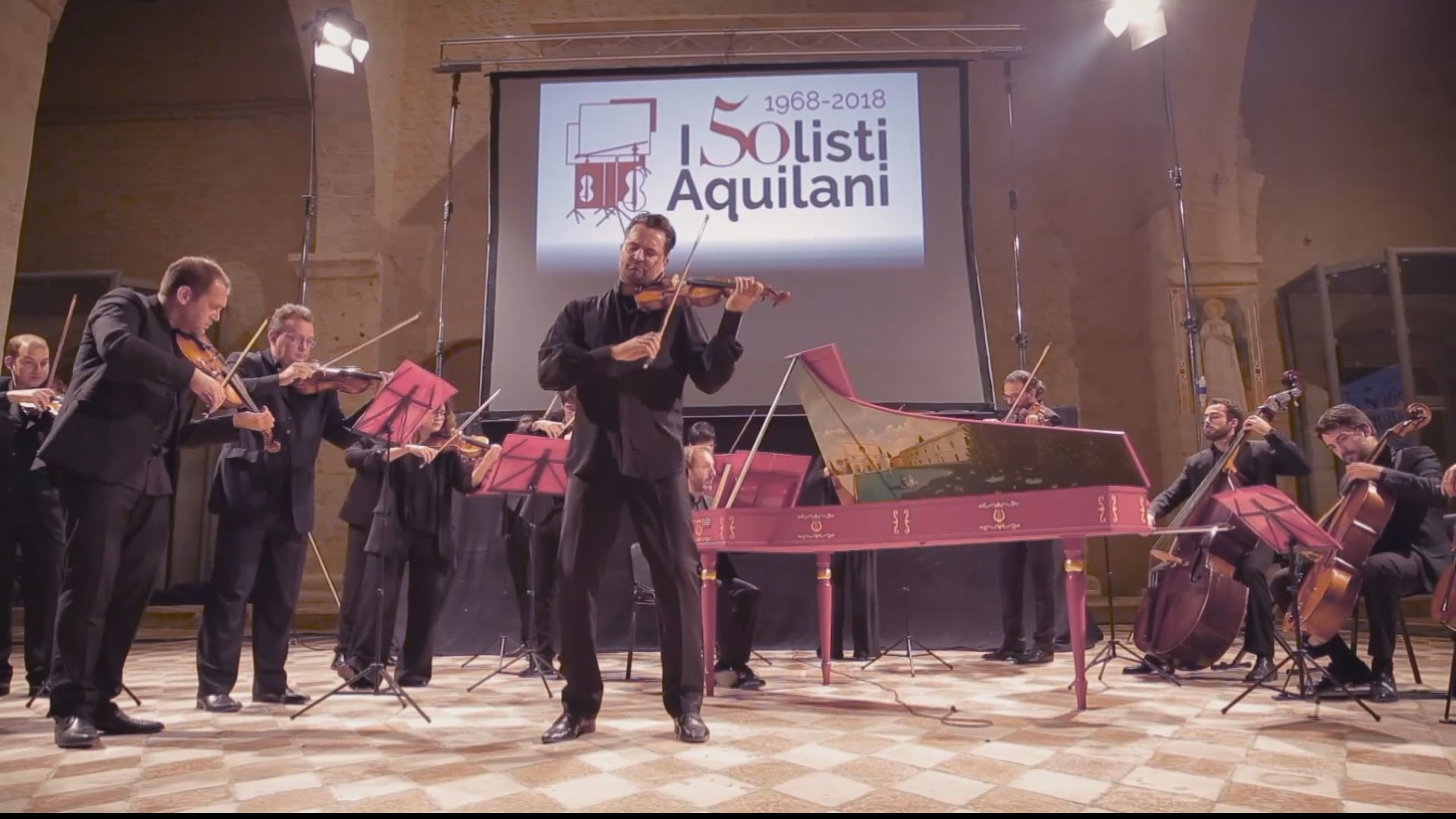 Read more about the article Musica e ambientalismo nell'orchestra dei Solisti Aquilani